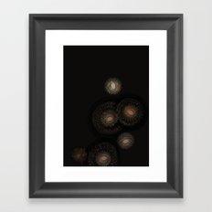 datadoodle 007 Framed Art Print