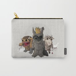 Wild one³ Carry-All Pouch