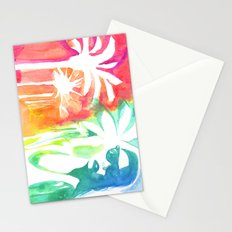 An injection of summer Stationery Cards
