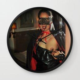 Vampire Diaries and Fright Night Nipple Wall Clock