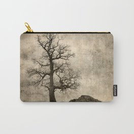 Tree At Park Brow Carry-All Pouch
