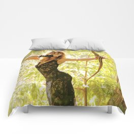 The Fairy Archer Comforters