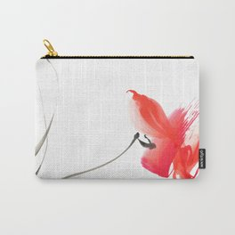 will be your flower Carry-All Pouch