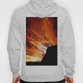 Fire In The Sky Hoody