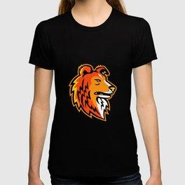 Shetland Sheepdog Mascot T-shirt