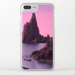 Arrecife de las Sirenas Clear iPhone Case