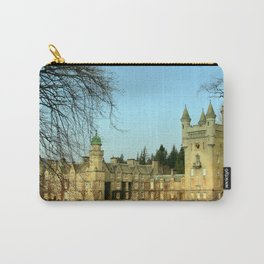 Balmoral Castle in Springtime Carry-All Pouch