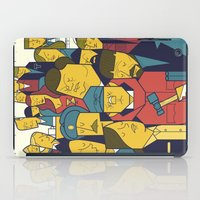 fargo iPad Cases featuring Fargo by Ale Giorgini
