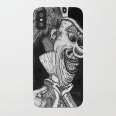 Mad Hatter HiDef Slim Case iPhone X