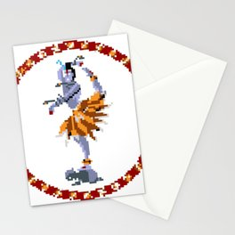 Lord of Dance - Pixel Art Stationery Cards