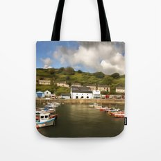 Porthleven Cornwall Tote Bag