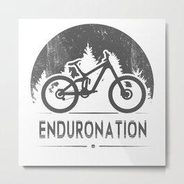 Enduronation Metal Print