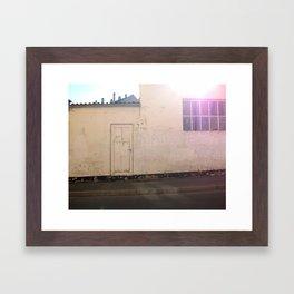 Oeuf! Framed Art Print