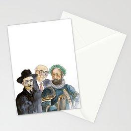 .poetas. Stationery Cards