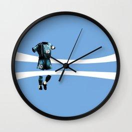 Maradona 10 Wall Clock