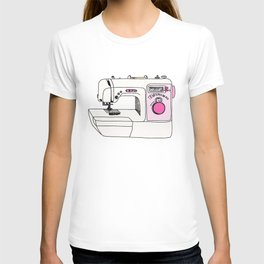 My Sewing Machine T-shirt