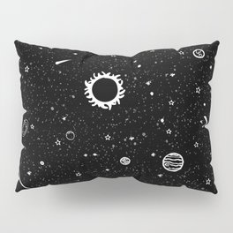 Galaxy in your Mind Pillow Sham