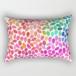 rain 5 sq Rectangular Pillow