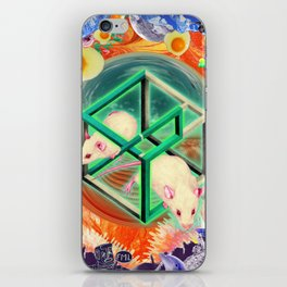 Life, as many people have spotted, is, of course, terribly unfair. iPhone Skin