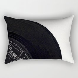 Motown Vinyl : Music Memories Rectangular Pillow
