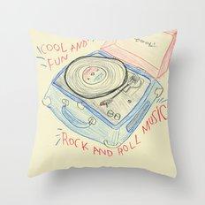 COOL & FUN Throw Pillow