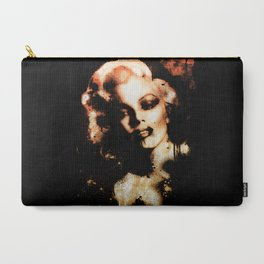 Immortal Monroe Carry-All Pouch