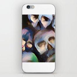 Veritas nunquam perit iPhone Skin
