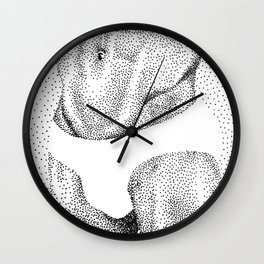 Dood 1 Wall Clock