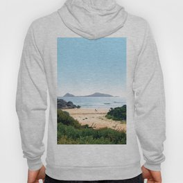 Waiting for the waves Hoody