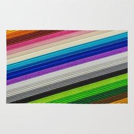spectrum color schemes Rug