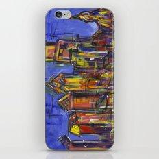 Philly Skyline iPhone & iPod Skin