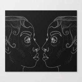 FKA II Canvas Print