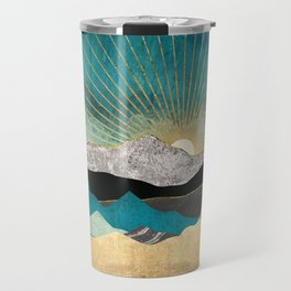 Peacock Vista Travel Mug