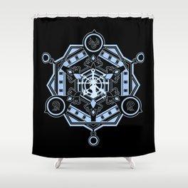 Shiva fayth Shower Curtain