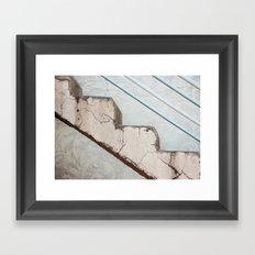 Tel Aviv Staircase Framed Art Print