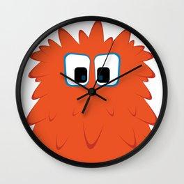 Bubble Beasts: Ferociously Fresh Foaming Paw Scrubber Wall Clock