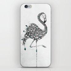 Poetic Flamingo iPhone & iPod Skin