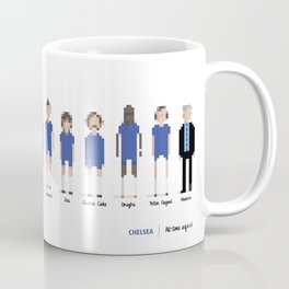 Chelsea - All-time squad Coffee Mug