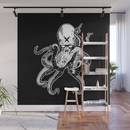 WHAT'S KRAKEN? Wall Mural