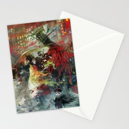 Ghost's night Stationery Cards