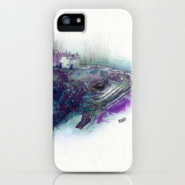 Floating Dreams iPhone Case