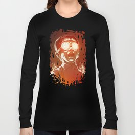 FIREEE! Long Sleeve T-shirt