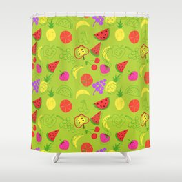 FRUTA Shower Curtain
