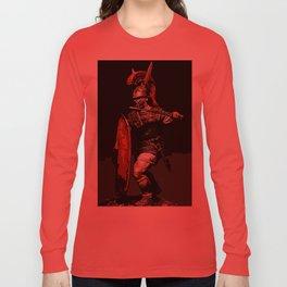 Roman Legionary at War Long Sleeve T-shirt