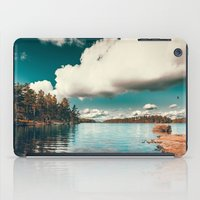 island iPad Cases featuring Belle Svezia by HappyMelvin
