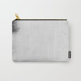 Horror blurry black Carry-All Pouch
