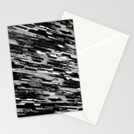 paradigm shift (monochrome series) Stationery Cards