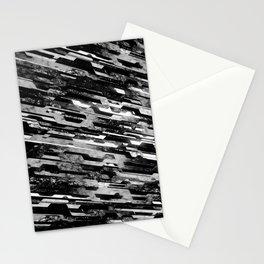 paradigm shift (monochrome series) Stationery Cards