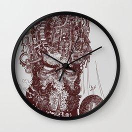 Franz Joseph Hulihee Wall Clock