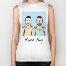 Beard Boy: Jonny & Anthony Biker Tank